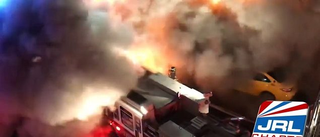 Watch Backdraft Fire Explosion Destroy Romantic Depot NYC