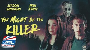YOU MIGHT BE THE KILLER - Official Trailer - Alyson Hannigan