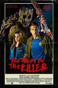 You Might Be the Killer -DVD Cover 2018