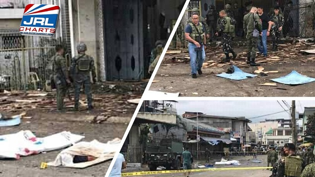 19 People Killed, 48 More Injured In Twin Bomb Blasts in Jolo