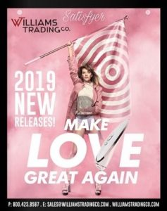2019 New Releases Make Love Great Again Catalog - Williams Trading