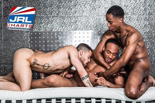 Black on White Vol. 2 - Beaux Banks, Trent King and Trey Donovan