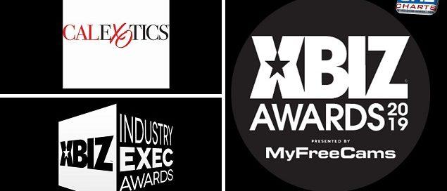 CalExotics Takes Top Honors at XBIZ Exec Awards, XBIZ Awards
