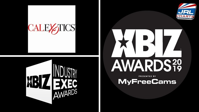 CalExotics Takes Top Honors at XBIZ Exec Awards, XBIZ Awards