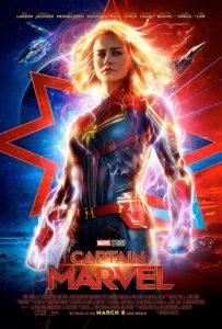 Captain Marvel (2019) - Marvel Studios Poster