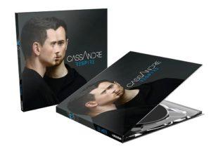 Cassandre – Respire (CD Maxi) - Warrior Records