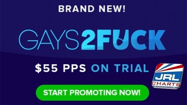 crakrevenue launch gays2fuck affiliate program