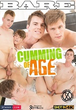 Cumming of Age DVD - Bare Production