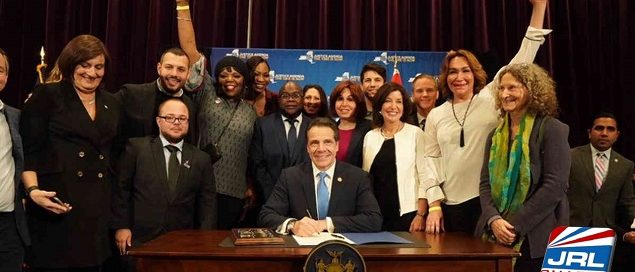 Cuomo Bans Conversion Therapy, Signs GENDA Protections Law