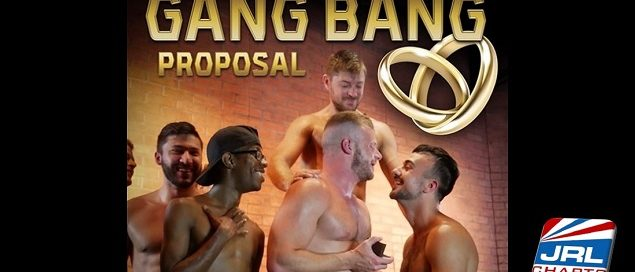 Dark Alley Media Brings the Big Guns In Gang Bang Proposal