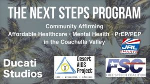 Ducati Studios &, FSC Teams with Desert AIDS to Launch Adult Performer Program
