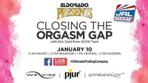 Eldorado Hosting 'Closing the Orgasm Gap' Discussion Online