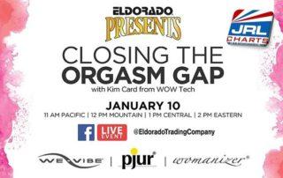 Eldorado Hosting 'Closing the Orgasm Gap' Discussion Online