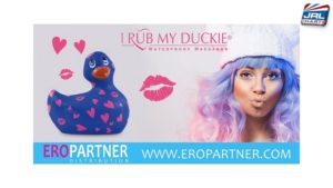 Eropartner Streets Big Teaze Toys' I Rub My Duckie 2.0 Romance