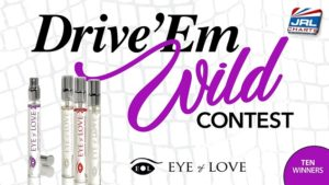 Eye of Love & Eldorado Launch Drive'Em Wild Facebook Contest