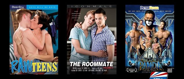 Gay Adult DVDs New Releases – January 2, 2019