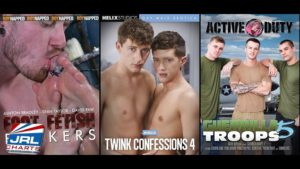 Gay Adult DVDs New Releases – January 9, 2019