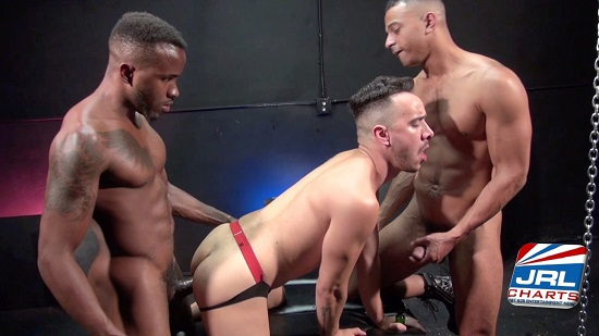 Hung Raw Tops - Phoenix Fellington -Zario Travezz - Alessio Vega