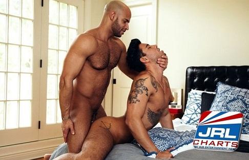 INSATIABLE - gay porn - Ricky Roman - Sean Zevran - Jake Jaxson Presents