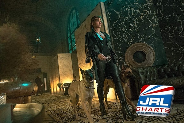 John Wick 3 - Parabellum Halle Berry First Images-Summit-JRL-CHARTS