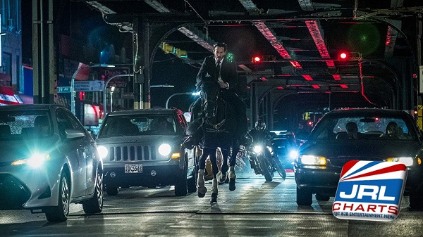John Wick 3 - Parabellum Keanu Reeves, First Images-Summit-JRL-CHARTS