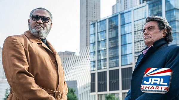 John Wick 3 Parabellum - Laurence Fishbourne - Ian MchShane First Images