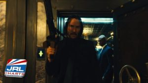 John Wick Chapter 3 Official Trailer (2019) Keanu Reeves - Lionsgate
