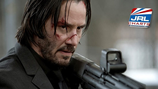 John Wick Chapter 3 PARABELLUM - Keanu Reeves - (2019) Screenclip-7565
