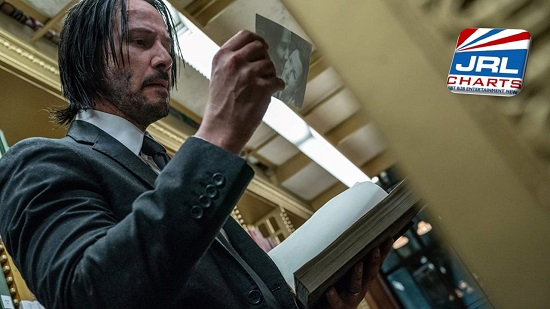 John Wick Chapter 3 PARABELLUM - Keanu Reeves -All Started With Her
