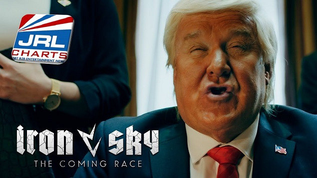 Leaked Video - IRON SKY 2 Donald Trump Trailer (2019) The Coming Race