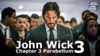 Lionsgate Drops JOHN WICK 3 PARABELLUM Teaser Trailer