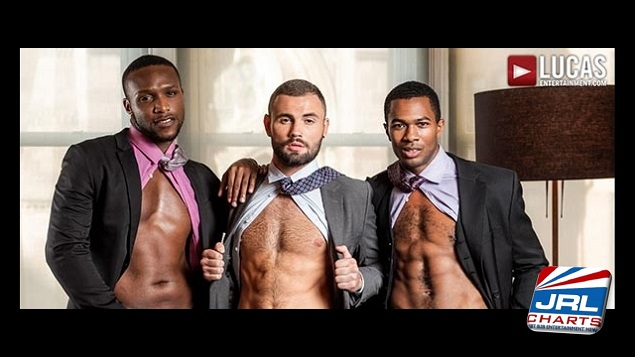 Man-on-Man Merger DVD Brings A Stunning Cast of Muscle Studs