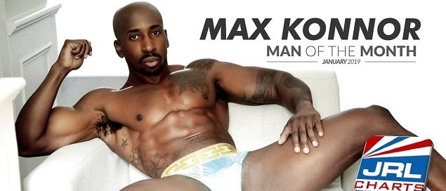 Mile High Media Congrats' to NoirMale Man of the Month Max Konnor