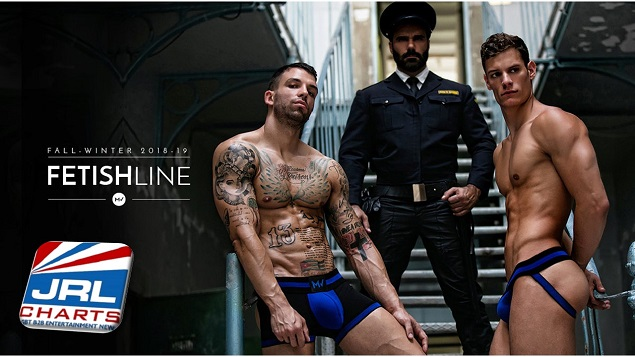Modus Vivendi 2019 Men's Underwear Lines Are Jaw Dropping