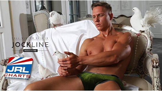 Modus Vivendi Jock Line Men's Underwear