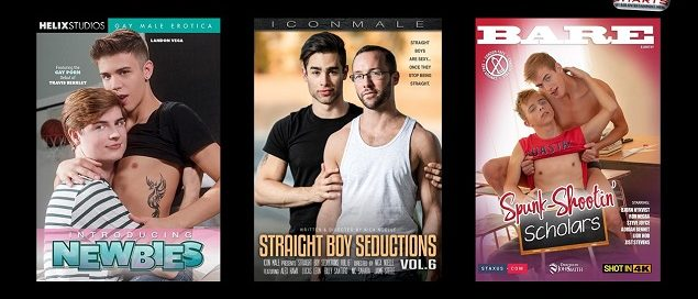 New Gay Adult DVD Releases – January 29, 2019