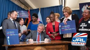 New York City Nonbinary Gender Option Law Goes Into Effect