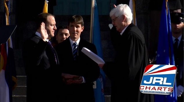 Openly Gay Governor Jared Polis Sworn In 010819-JRL-CHARTS-LGBT-Politics