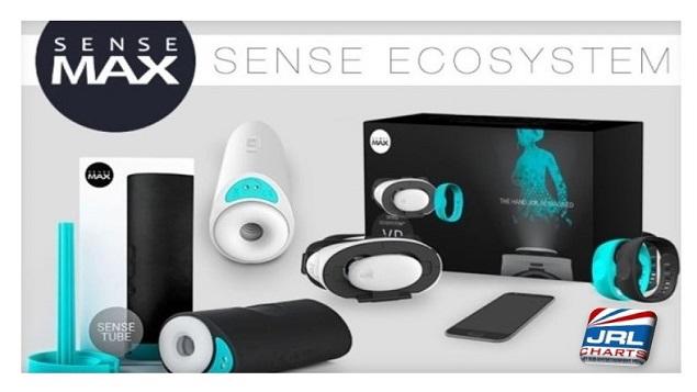 Orion Adds High-Tech SenseMax Sex Toys for Men to Catalog