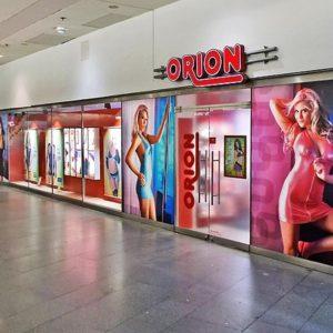 Orion Boutique-Store Front
