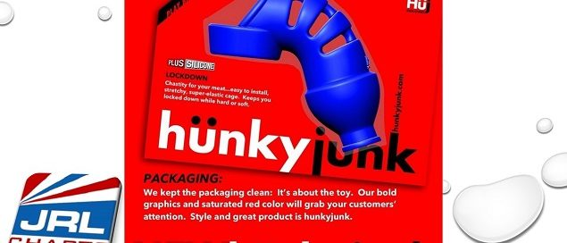 OxBalls Fresh New Brand Hunkyjunk Debuts In Time for ANME