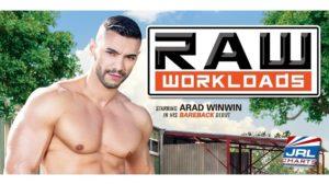 Raw Workloads - Starring Arad Winwin In his Bareback Debut