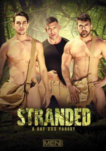STRANDED A Gay XXX Parody DVD (2019)