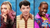 Sex Education - Asa Butterfield, Ncuti Gatwa, Comedy - NetFlix