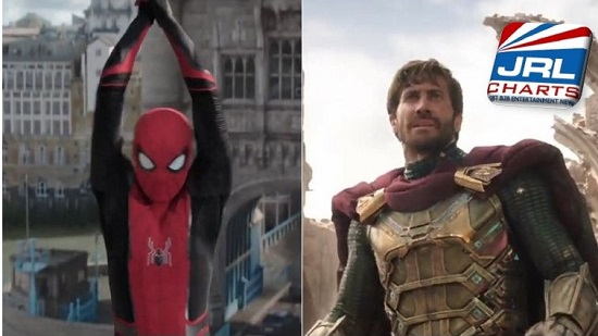 Spider Man Far From Home-2019-Tom Holland-Jake Gyllenhaal-Marvel