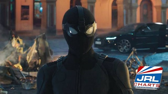 Spider Man Far From Home-2019-Tom Holland-screenclip-Marvel Studios