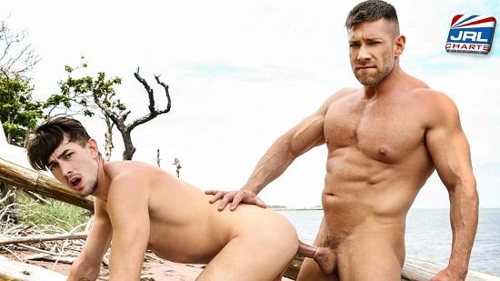 Stranded A Gay XXX Parody - Bruce-Beckham-Jack Hunter