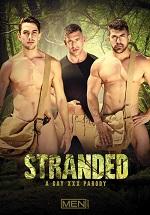 Stranded-A Gay XXX Parody