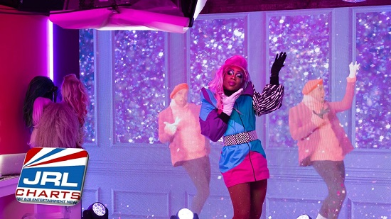 Todrick Hall, Glitter music video
