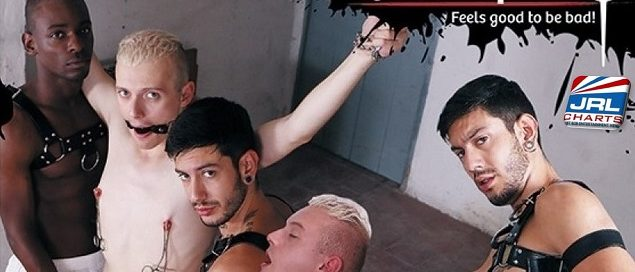 Tortured Twink gay twink bdsm movie